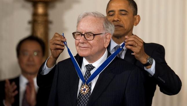Buffett'dan enerji sektöründe dev hamle