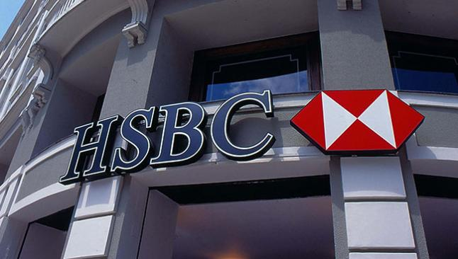 HSBC'ye kara para davası