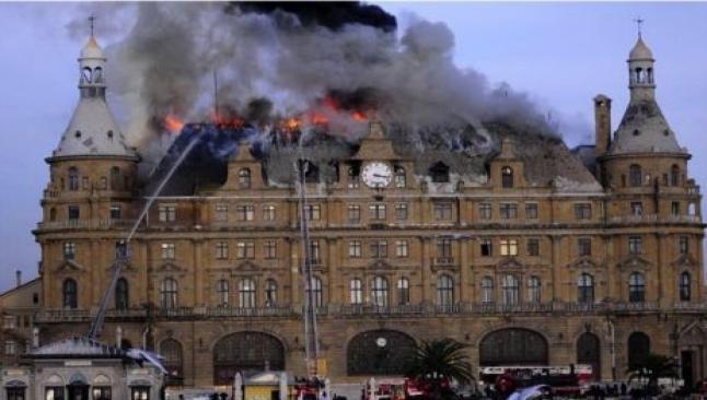 Kamu binalarında yangın riski yüksek
