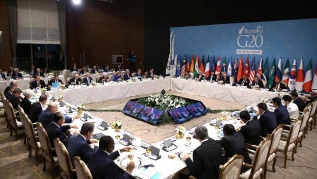 G-20'den terörizmle mücadele bildirisi