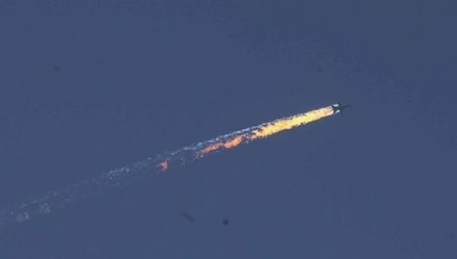 Düşen uçak Rus uçağı