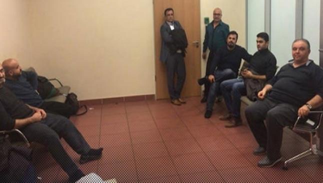 Rusya'da Türk iş adamları gözaltına alındı