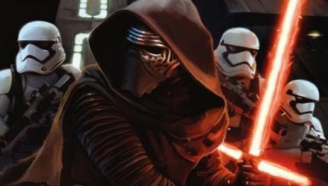 Star Wars'tan ilk hafta rekoru