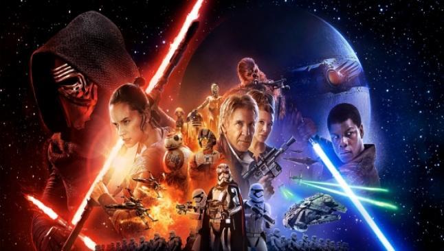 Star Wars, Düğün Dernek'e takıldı