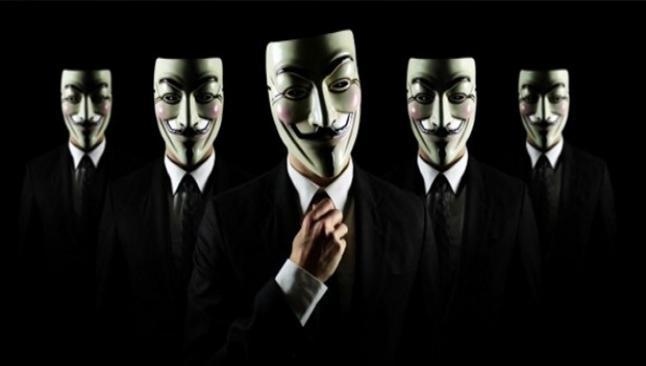 Anonymous: Türkiye'ye saldırılar sürecek