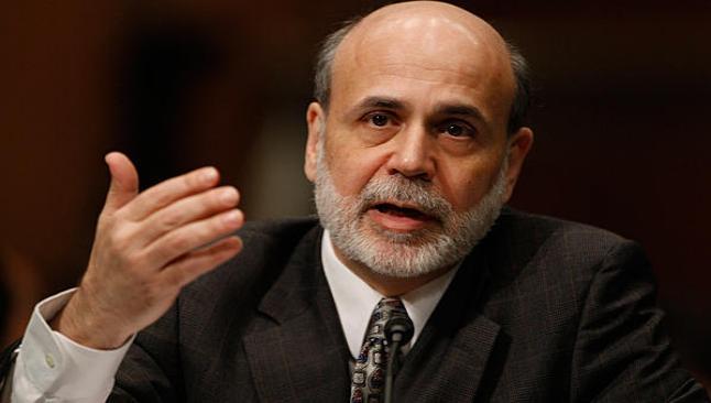 Bernanke de 'tahvil alımlarına devam' dedi