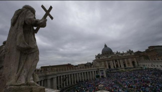 Vatikan'da ilk defa Kürtçe ayin