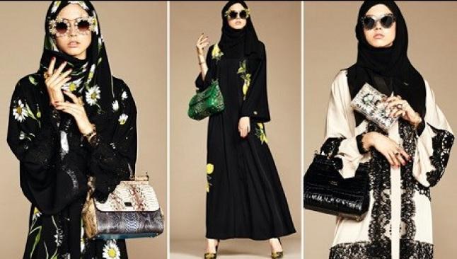 Dolce & Gabbana'dan çarşaflı defile