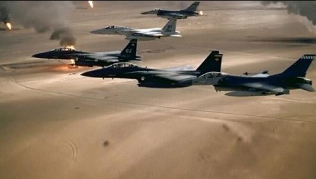 IŞİD'in 9 kampı imha edildi