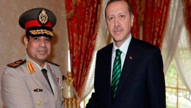 Al-Ahram: Erdoğan Sisi'yle barışmak istiyor