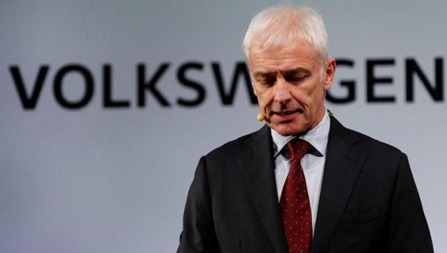 Volkswagen ABD'den özür diledi