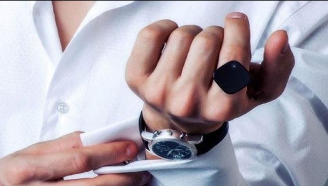 Telefon, saat ve şimdi de akıllı yüzük