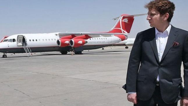 Zencani'yi 550 milyon dolandıran Türk