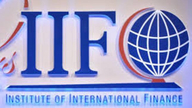 IIF: Sermaye çıkışı yavaşlayacak