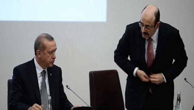 Erdoğan YÖK Başkanı ile ne konuştu