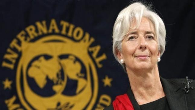 Lagarde adaylığını açıkladı