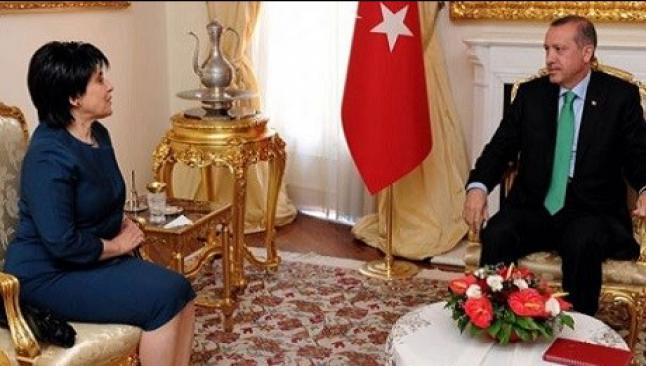 Erdoğan'dan Zana'ya: Önce yemin