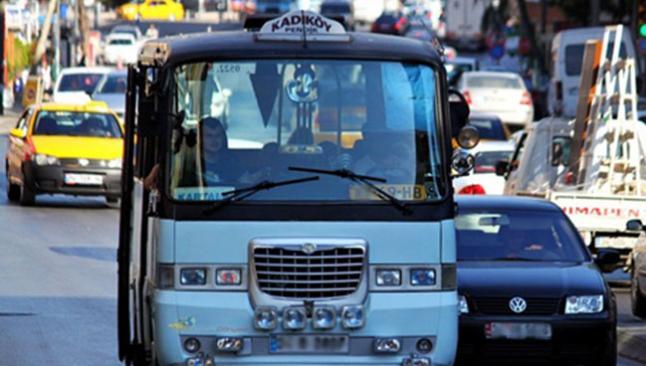 Taksi ve minibüslerde para geçmeyecek