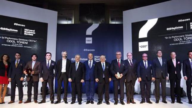 İşte Türkiye'nin en iyi CEO'ları