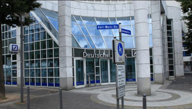 Deutsche Bank 4.çeyrekte 2,1 milyar euro zararda