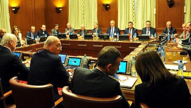 Suriye muhalefeti Cenevre'ye gidiyor