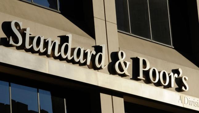 """S&P Türkiye'nin """"BB+"""" kredi notunu teyit etti"""