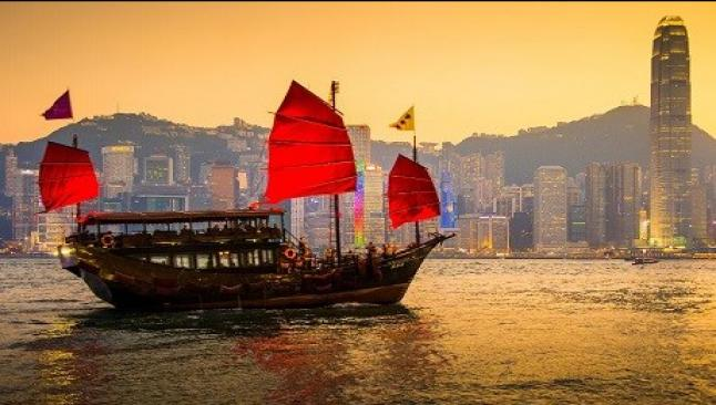 En özgür ekonomi Hong Kong