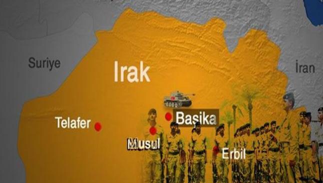 IŞİD Türk askeri kampına saldırdı
