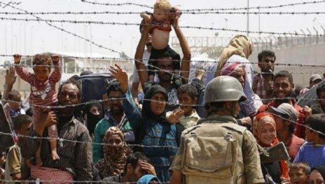 BM'den Türkiye'ye: Sınırları açın