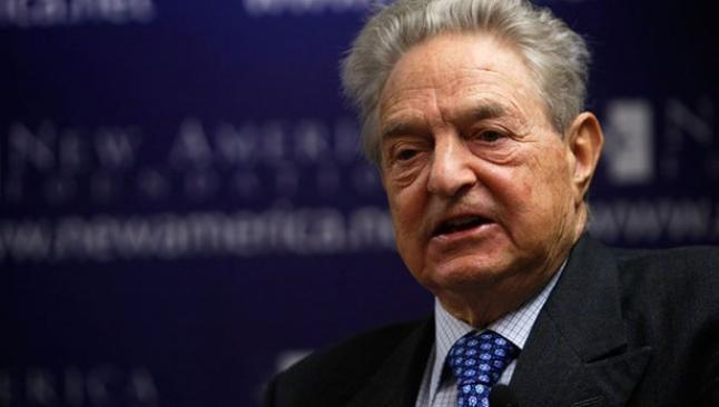 Soros'tan Putin için ağır benzetme