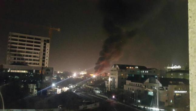 Ankara'da bomba, ölü ve yaralılar var