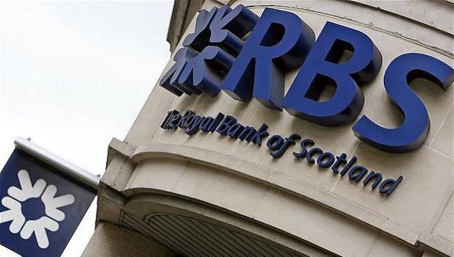 İngiliz bankası RBS sekizinci kez zararda