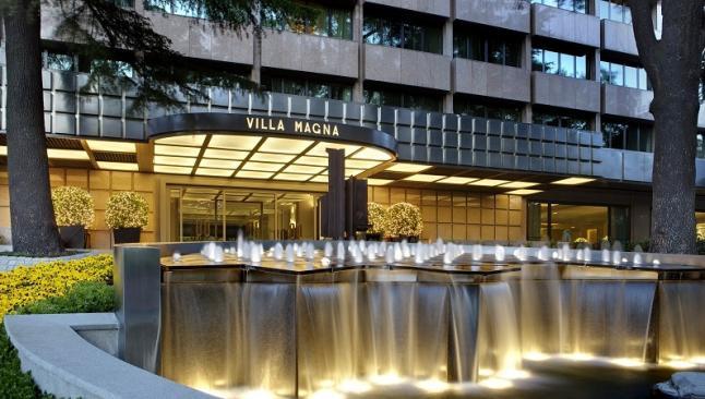 Şahenk 180 milyon euroya otel aldı
