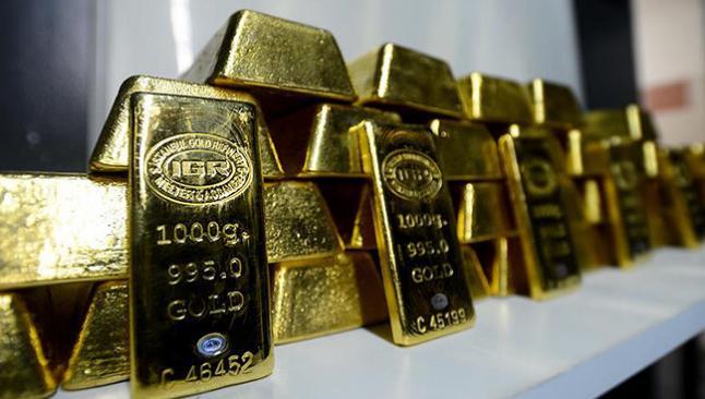 Gram altın tarihi zirvede, dolar düşüyor