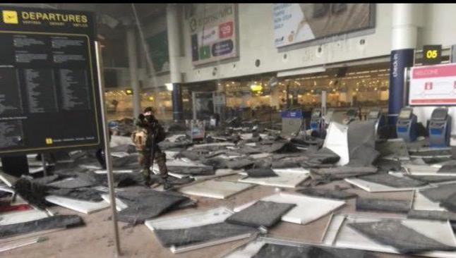 Brüksel saldırılarının failleri belli oldu