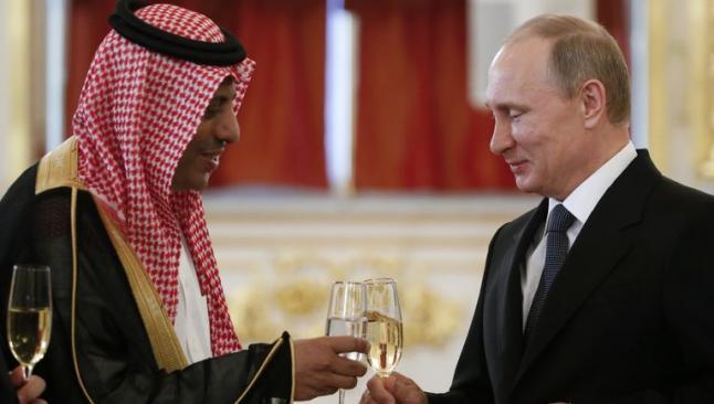 Rusya dünya petrolünü kontrole yakın