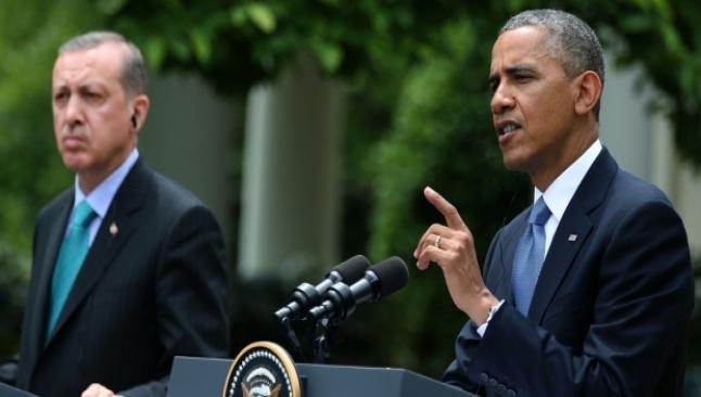 Obama'dan Erdoğan için ağır sözler