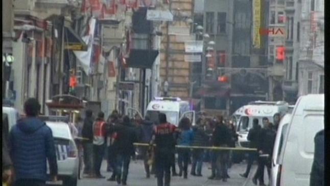 Taksim'de ölenlerin kimlikleri belli oldu