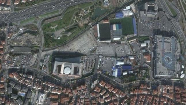 İstanbul'da, Nevruz alanına giden yollar kapalı