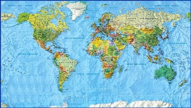 Dünyanın yüzde 70'inin tapusu yok