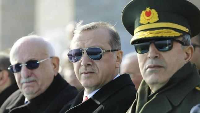 'Türk askerler Erdoğan'ı devirebilir'