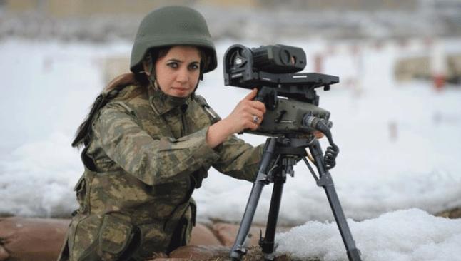 Kadınlara askerlik Milli Savunma Komisyonu'nda