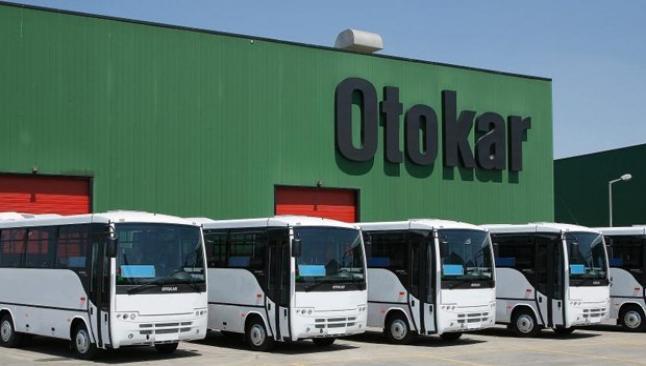Körüklü otobüs ihalesi Otokar'ın