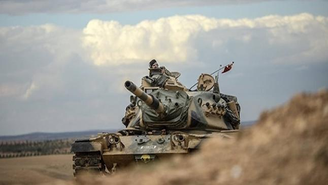 IŞİD Kuzey Irak'ta Türk tankı vurdu