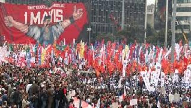 Sendikalar 1 Mayıs'ta Taksim'den vazgeçti