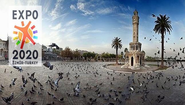 İzmir, EXPO 2020'den elendi