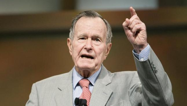 why did george h w bush fail Did george bush lie about weapons of mass destruction  president george hw bush  these thinkprogress and washington post articles both fail to provide a.