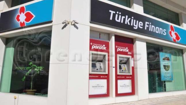 Türkiye Finans net karını yüzde 35 artırdı