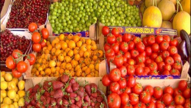 Tarımda enflasyon yüzde 13.54