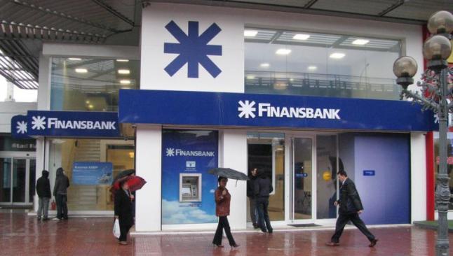 Finansbank 706 milyon TL karda